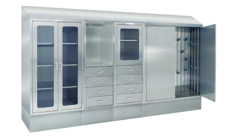 Stainless Storage Cabinets