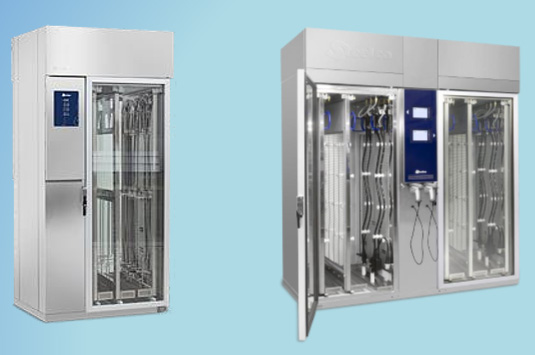 Steelco Drying and Storage Cabinets for Endoscopes